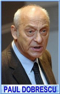Prof. univ. dr. Paul Dobrescu