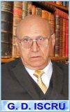 Conf. univ. dr. Gheorghe D. Iscru